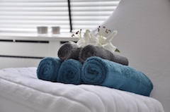 Salon Finique Towels